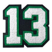 Jersey Number/Weight Class