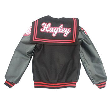Custom letter jacket balfour san antonio for Custom t shirt printing san antonio